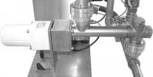 PowerMaster Fördereinrichtung für Strahlmittel