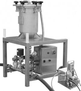 PowerMaster Mobil Einheit