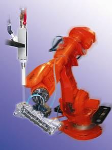 Reinigung, Entspanung und Entgratung von Motorteilen mit IceMaster