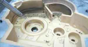 IceMaster - Reinigung eines Kunststoffkernkastens