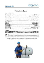 Technisches Datenblatt IceMaster 3/4