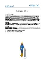Technisches Datenblatt IceMaster AL