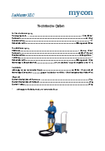 Technisches Datenblatt IceMaster XLC + LC