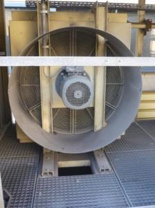 JetMaster - Reinigung eines Ölkühlers Saugseite
