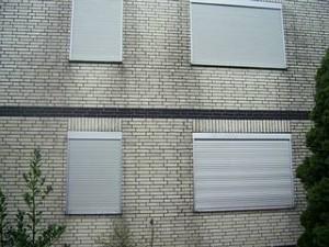 PowerMaster Fassadenreinigung vorher