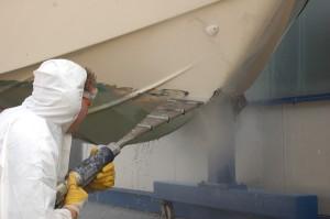 PowerMaster Restaurierung Glasfaserrumpf