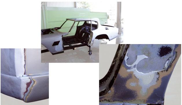 PowerMaster - Entschichtung Fahrzeuge Maserati
