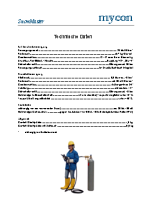 Technisches Datenblatt SnowMaster