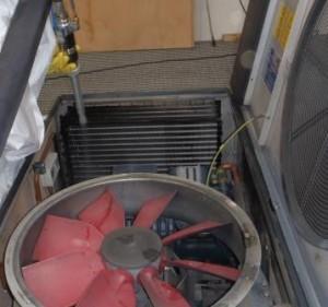 JetMaster Reinigung Wärmetauscher Klimaanlage