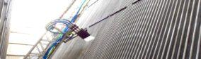 Automatisiertes JetMaster-Reinigungssystem