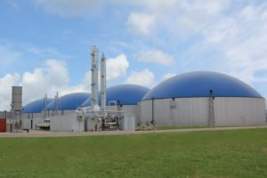 Bild 1: Arneburg Gasaufbereitung - Bildquelle: Nordmethan GmbH