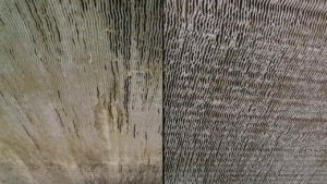 Bild 2: Wärmetauscher reinigen mit dem JetMaster-Verfahren – links vorher, rechts nachher