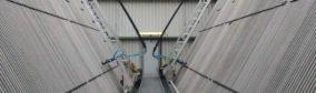 JetMaster AS - Automatisierte LuKo-Reinigung bei EEW Hannover