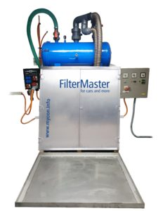 FilterMaster for cars and more Anlage