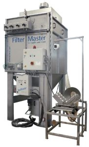 FilterMaster for trucks and more Anlage
